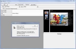 Enlarge Galleroo Screenshot