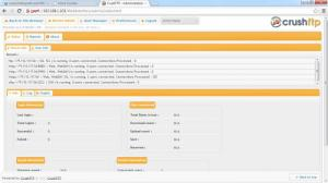 Enlarge CrushFTP Screenshot