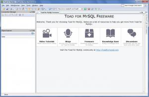Toad for mysql download.