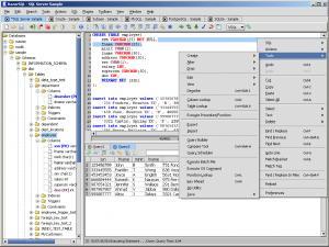 Enlarge RazorSQL Screenshot