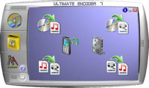 Enlarge Ultimate  Encoder Screenshot