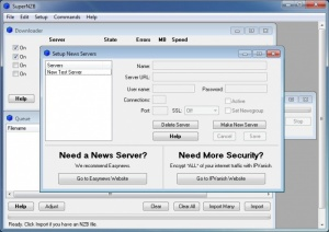 Enlarge SuperNZB Screenshot