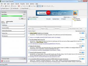 Enlarge Copernic Agent Personal Screenshot