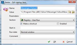 Enlarge Starter Screenshot