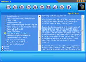 Enlarge WinBoost Screenshot