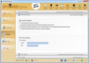 Enlarge SPYWAREfighter Screenshot