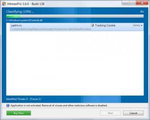 Enlarge HitmanPro Screenshot