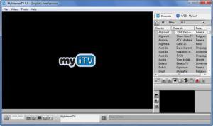 Enlarge MyInternetTV Screenshot