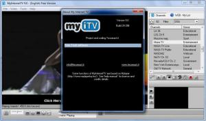 Enlarge MyInternetTV Screenshot