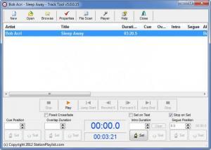 Enlarge StationPlaylist Creator Screenshot