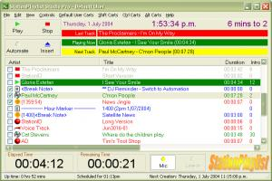 Enlarge StationPlaylist Studio Screenshot
