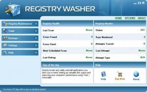 Enlarge Registry  Washer Screenshot