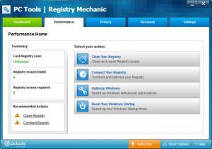 Enlarge Registry  Mechanic Screenshot