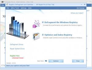 Enlarge XP Repair  Pro Screenshot