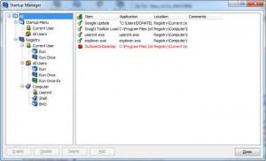 Enlarge RegCOPA Screenshot