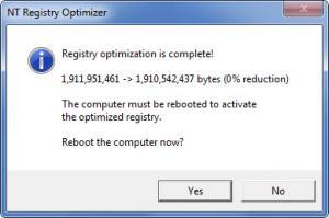 Enlarge NTREGOPT Screenshot