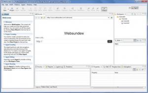 Enlarge WebSundew Screenshot