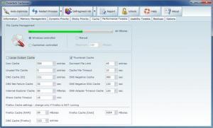 Enlarge Cacheman Screenshot