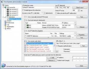 Enlarge DirectUpdate Screenshot