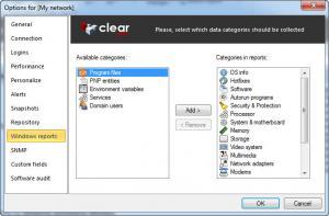 Enlarge Network Inventory Advisor Screenshot