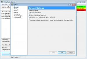 Enlarge PingPlotter Standard Screenshot