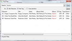 Enlarge EasyTag Screenshot