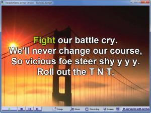Enlarge KaraokeKanta Screenshot