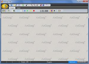 Enlarge ArtSong Screenshot