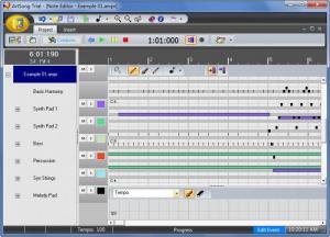 Enlarge ArtSong Screenshot
