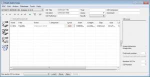 Enlarge Exact Audio Copy Screenshot