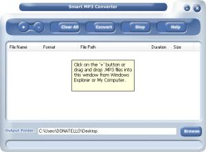 Enlarge Smart CD Ripper Pro Screenshot