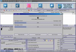 Enlarge Alt WAV MP3 WMA OGG Converter Screenshot