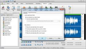 Enlarge Total Recorder  Editor Screenshot