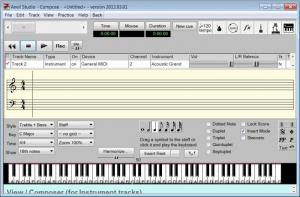Enlarge Anvil Studio Screenshot