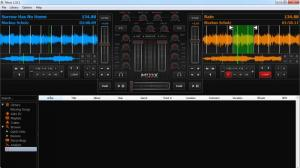Enlarge Mixxx Screenshot