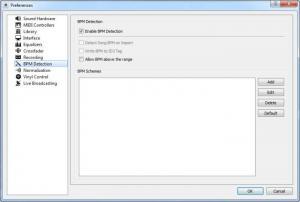 Enlarge Mixxx Screenshot