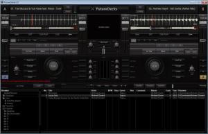 Enlarge  FutureDecks DJ Screenshot