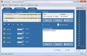 Enlarge AudioLava Standard Edition Screenshot