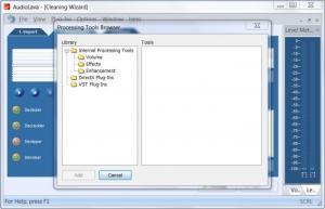 Enlarge AudioLava Standard Edition Screenshot