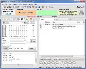 Enlarge RadioBOSS Screenshot
