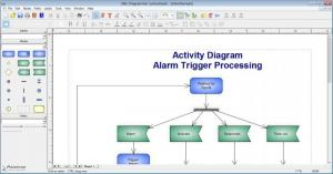 Enlarge UML Diagrammer Screenshot