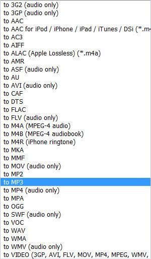 Enlarge CDA to MP3 Converter Screenshot
