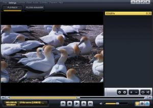 Enlarge Kantaris Media Player Screenshot