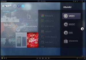 Enlarge KMPlayer Screenshot