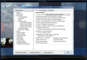 Enlarge KMPlayer Screenshot