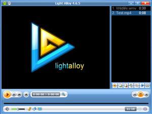 Enlarge Light  Alloy Screenshot