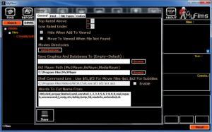 Enlarge MyFilms Screenshot