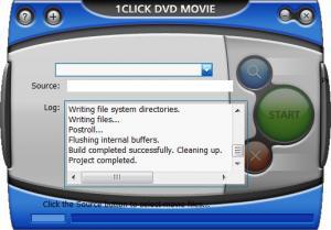 Enlarge 1CLICK DVD MOVIE Screenshot
