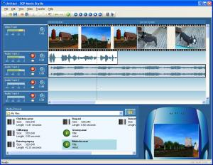 Enlarge 3GP Movie Studio Screenshot
