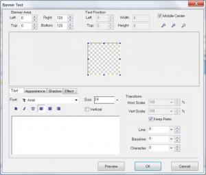 Enlarge EximiousSoft GIF Creator Screenshot